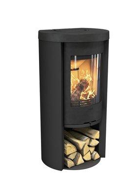 Contura 520 Style houtkachel met warmtemagazijn