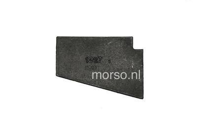Morsø onderdelen - Zijkant vlamplaat 1510/1515