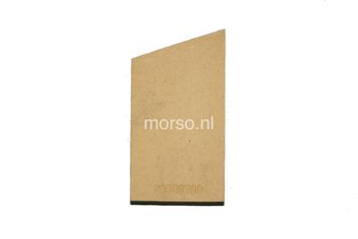 Morsø onderdelen - steen zijkant front 1412/1442/1452