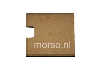 Morsø onderdelen - Steen achter 2 BUO