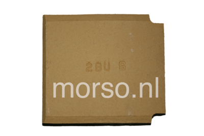 Morsø onderdelen - Steen zijkant 2 BUO