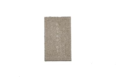 Morsø onderdelen - steen achter L + R vermiculite 1126 (na 2007)