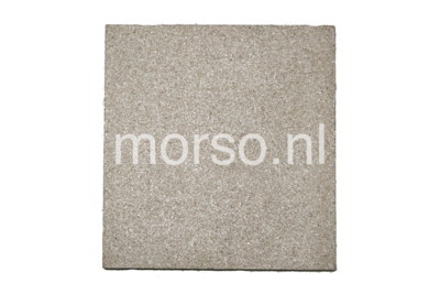 Morsø onderdelen - steen achter midden vermiculite 1126 (na 2007)