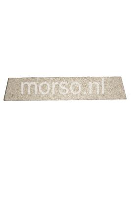 Morsø onderdelen - steen L/R in roosterframe vermiculite 1126 (na 2007)