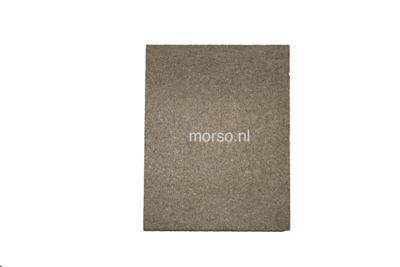Morsø onderdelen - steen achter groot vermiculite 1126