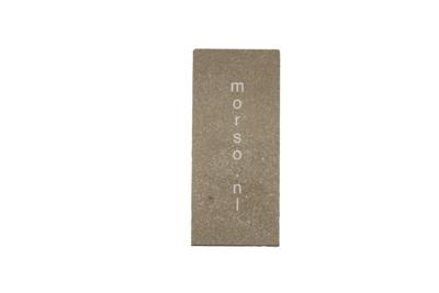 Morsø onderdelen - steen achter klein vermiculite 1126