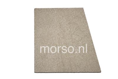 Morsø onderdelen - Steen zijkant vermiculite 3112/3142