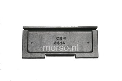 Morsø onderdelen - Reinigingsklep 3400 serie