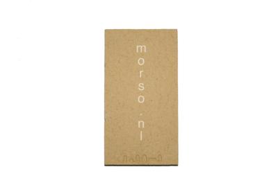 Morsø onderdelen - Steen achter 3400 serie