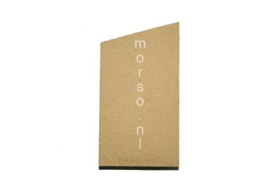 Morsø onderdelen - Steen zijkant achter 3400 serie