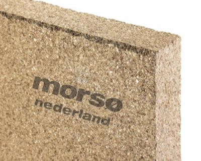Morsø onderdelen - Vermiculite rookschot boven 5400 serie
