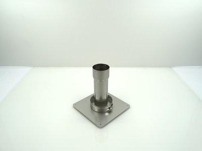 Metaloterm onderkant saneringsset sfeerverwarming USSAN2