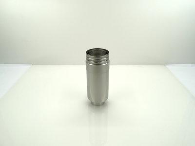 Metaloterm paspijp 60-250 mm incl. afdekband USAB  sfeerverwarming USPP