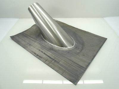 Metaloterm loden slabpan 45º - 60º sfeerverwarming USLE