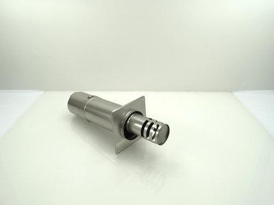 Metaloterm geveluitmonding excentrisch (incl. afdekband USAB) sfeerverwarming USDHC5