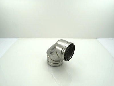 Metaloterm inspectiebocht 90º sfeerverwarming USBI