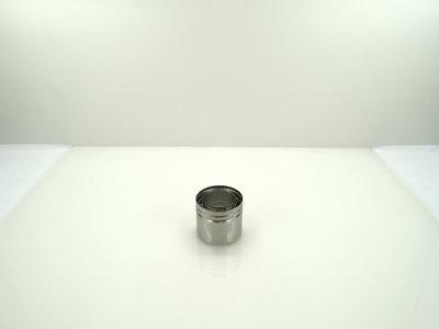 Metaloterm aansluitstuk voor Kalfire sfeerverwarming USAK2