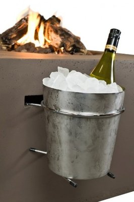 Happy Cocooning - wijnkoeler Cocoon table