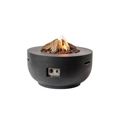 Happy Cocooning - Cocoon table bowl zwart 96x96x53,5 cm