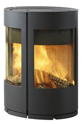 Morsø 6670 wandmodel houtkachel met dubbele deur