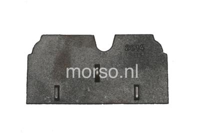 Morsø onderdelen - Reinigingsklep 2 BUO