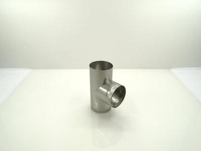Metaloterm T stuk 90°  ENT90 EN