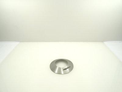 Metaloterm rozet met slangklem ENS EN