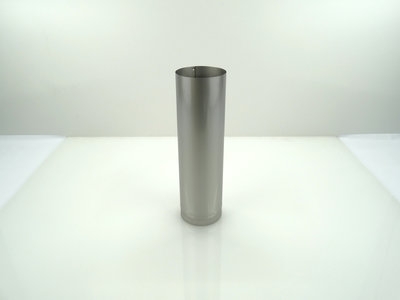 Metaloterm enkelwandige sectie 100 cm  EN 100 EN