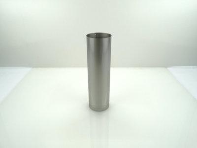 Metaloterm enkelwandige sectie 25 cm EN25 EN