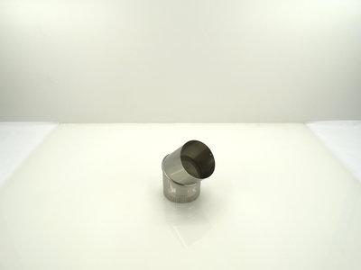Metaloterm bocht 45° verstelbaar ENBV45 EN