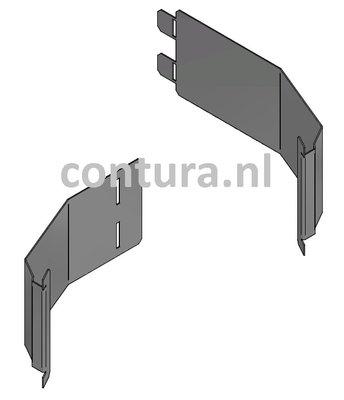 Contura onderdelen - Stalen bescherming C 50 serie