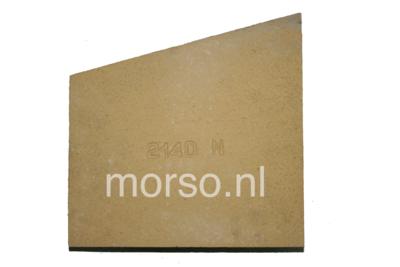 Morsø onderdelen - Steen zijkant 2140 vanaf 2006